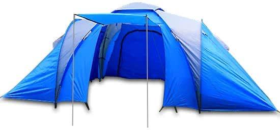 duży turystyczny namiot 6 osobowy