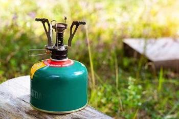 turystyczna butla gazowa