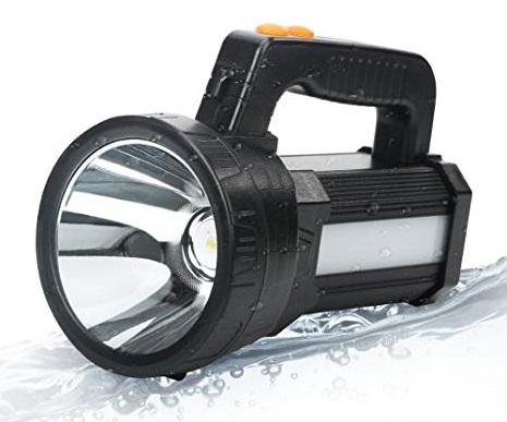 reflektor latarka typu szperacz