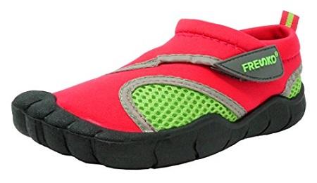 buty do wody Fresko Toddler dla dzieci, wygodne neoprenowe obuwie do plażowania oraz pływania