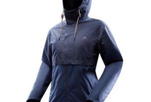 płaszcz nieprzemakalny - peleryna przeciwdeszczowa męska